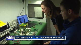 Treasure Valley students make history with Idaho's first satellite - Video