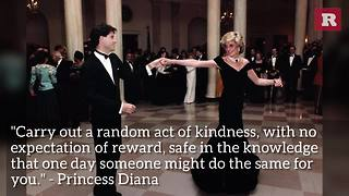 Rare remembers Princess Diana | Rare People - Video