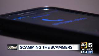 Let Joe Know: Scamming the scammers who call you - Video