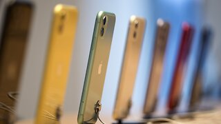 Apple Says iPhone Production, Sales Are Down Due To Coronavirus