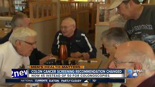 MHM: Colon Cancer Screening - Video