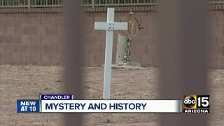 Chandler community comes together to preserve local cemetery - Video