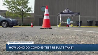 Wait times to get COVID test results can vary — here's why