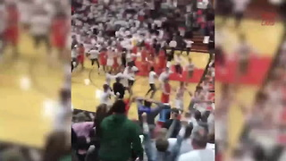 High School Game Ends With Miraculous 3-Pointer - Video