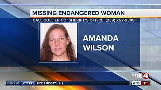 Pregnant woman Amanda Wilson reported missing in Collier County