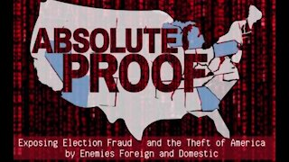 Most Banned Video - Absolute Proof Of The Theft Of America -HD