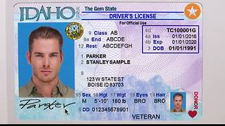 Idaho's REAL ID available in January - Video