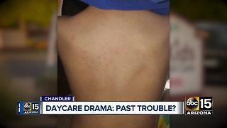 Woman says daycare under fire has history of problems - Video