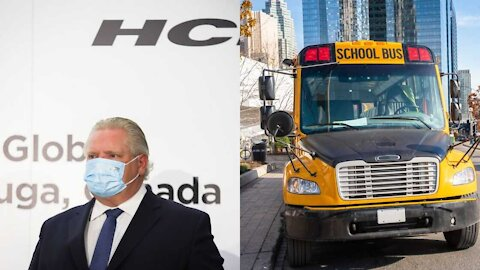 We Answered Your Most Burning Questions About Ontario's New Shutdown