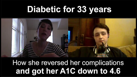 How Maya, T1 for 33 years, got her A1C to 4.6