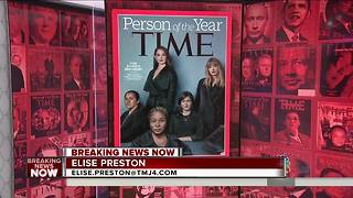 Time names 'The Silence Breakers' Person of the Year for 2017 - Video