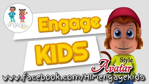1. Engage Kids Avatar | Sample Video For Engage Kids FEA Ministries