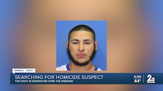 Anne Arundel Co. Police search for gunman in Saturday double shooting that left a man dead