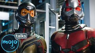 What the New Ant-Man and the Wasp Trailer Reveals About The MCU - Mojo Reacts! - Video