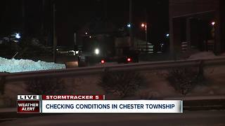 Chester Township snow update - Video