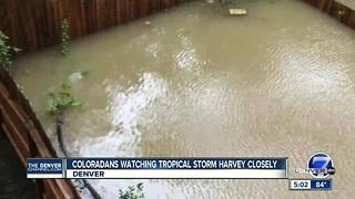 Coloradans worried about family, friends in Houston