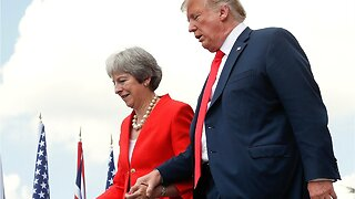 Trump feels bad for British Prime Minister Theresa May