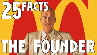 25 Facts About The Founder - Video