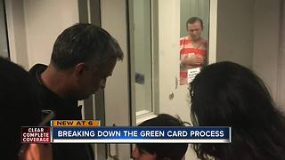 Breaking down the green card process