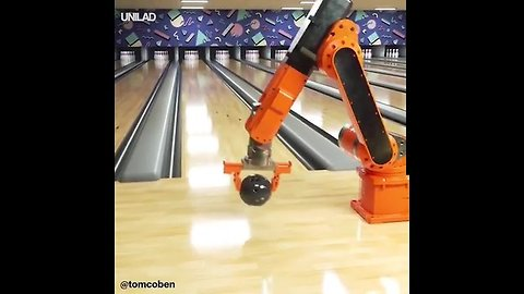 STRIKE! Introducing the BowlBot 5000