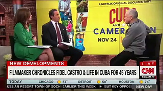 This Just in From CNN: Filmmaker Blames Failed Communism in Cuba on... America - Video
