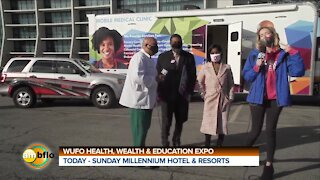 WUFO HEALTH WEALTH AND EDUCATION EXPO - PART 1
