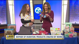 Mother of Invention: Baby products created by Mom