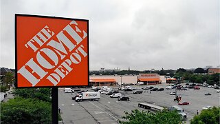 Home depot had its slowest quarterly growth