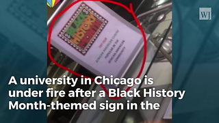 Loyola's Attempt To Commemorate Black History Month With Special Menu Backfires In A Big Way - Video