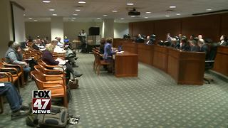 Consumers Energy testifies about higher bills - Video