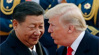 Trump believes U.S. is where we want with China