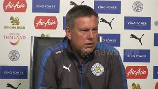 Shakespeare hails Mahrez for commitment after transfer request
