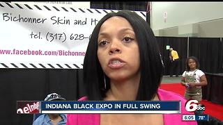 Indiana Black Expo in full swing - Video