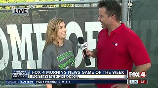 Game of the Week Preview - Fort Myers High School