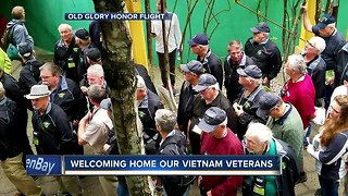 "Local veterans return to Vietnam through ""Honor Flights"" program"