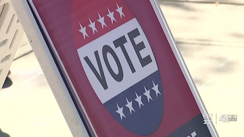 KU students want day off for election