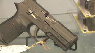 Gun shop owners see sharp increase in sales