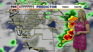 FORECAST: Rain Chances Continue Wednesday - Video
