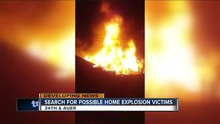 Milwaukee Home Explosion May Have Been Deadly - Video