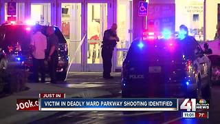 Police identify victim in deadly Ward Parkway Center shooting - Video