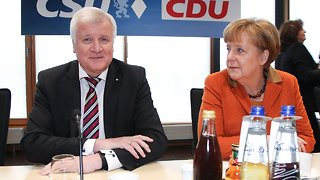 Angela Merkel Could Lose Power Over German Immigration Policies - Video