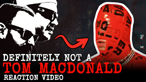 Definitely NOT a Tom MacDonald: Cancelled (Reaction) Video