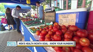 Men's health month goal – know your numbers