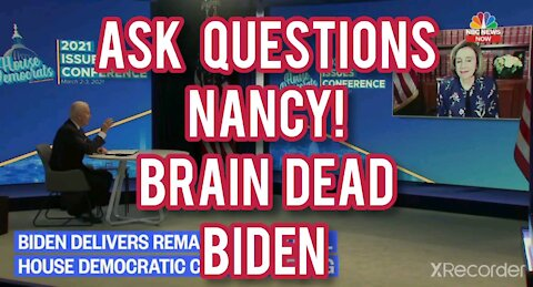 ASK QUESTION NANCY & FEED IS CUT!