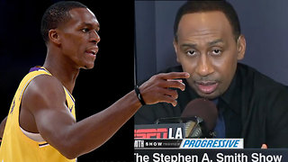 "Stephen A.Smith Says Rajon Rondo Called Him "" A Punk A** Reporter"""