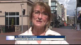 NCAA tournament impacts Boise positively - Video