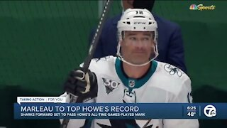 """Mark Howe has """"no doubt"""" Gordie would be first in line to congratulate Patrick Marleau"""