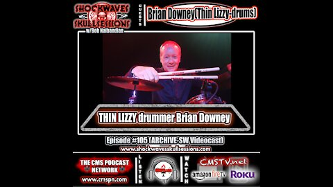SS | Thin Lizzy Interview with Brian Downey