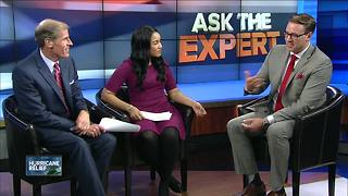 Ask the Expert: Financial impact of hurricanes - Video