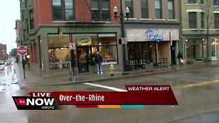 Over-the-Rhine, Downtown clears out in advance of snow - Video